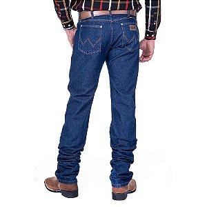 Calça jeans Masculina Wrangler Azul Cowboy Cut Original