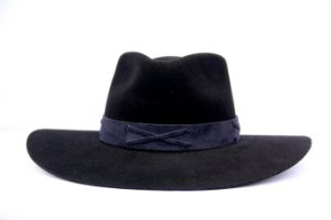 Chapéu Lã Campeiro Preto Eldorado Company