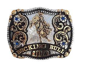 Fivela Bucking Bull