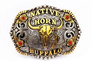 Fivela Native Horn