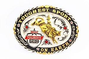 Fivela PBR Toughest Sport On Earth