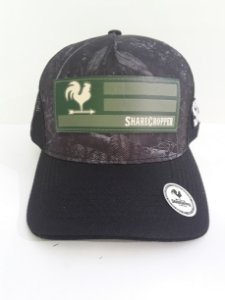 Boné Share Cropper Trucker Original Preto