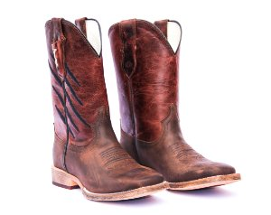 BOTA TEXANA WEST COUNTRY MASCULINA + CANIVETE XINGÚ