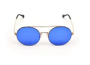 Neo Fashion Metal Azul - A 037