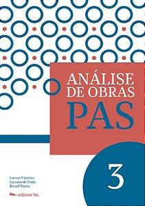 Análise de Obras: PAS 3