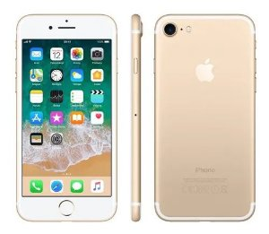 iPhone 7 64GB, seminovo - sem marcas de uso