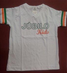 Camiseta Manga Curta, Jubilo Kids