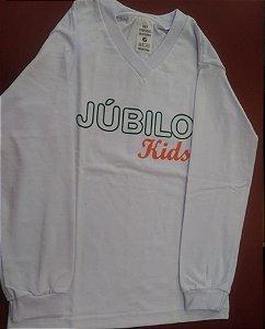 Camiseta Manga Longa, Jubilo Kids