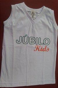 Camiseta Regata, Jubilo Kids