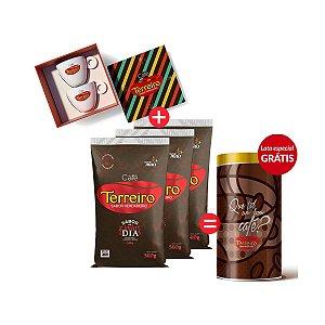 Café Terreiro Kit Basic Terreirinho