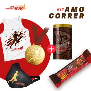 Kit Amo Correr