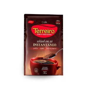 Café Terreiro Solúvel 50G