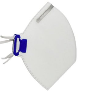 3 Máscaras PFF2 Sem Válvula Branca Tayco Inmetro T-750 Ca 39219