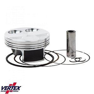 Kit Pistão Yzf 250 01/07 Wrf 250 01/13 Comp. 12.5 Vertex