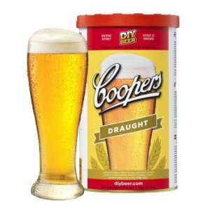 BEER KIT COOPERS DRAUGHT - 23 LITROS