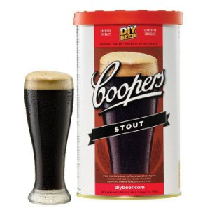 BEER KIT COOPERS STOUT - 23 LITROS
