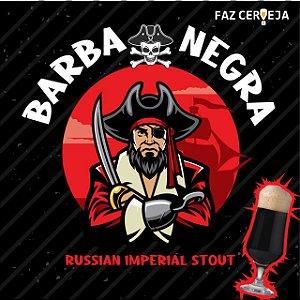 Kit Receita Barba Negra - RIS