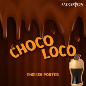 Kit Receita Choco Loco - English Porter