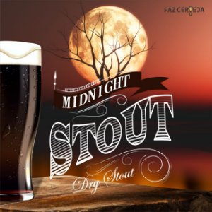Kit Midnight Stout - Dry Stout