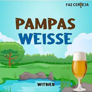 Kit Receita Pampa Weisse - Witbier