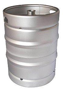 BARRIL INOX MODELO MAJOR C/ TUBO SIFAO DSI - 50 LITROS