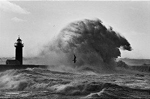 Quadro Onda do Mar