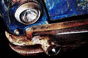 Quadro Decorativo Farol de Carro