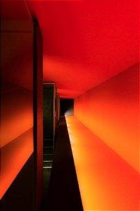 Quadro Decorativo Vermelho
