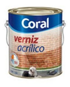 Verniz Acrílico 3,6L