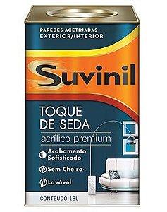 Acrílico Acetinado 18L Toque Seda Suvinil