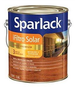 Verniz Filtro Solar Brilhante 3,6L