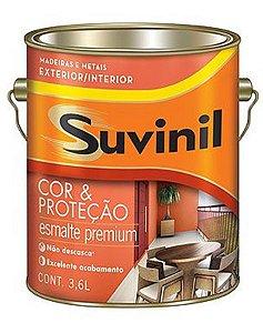 Esmalte Br. Premium 3,6L Suvinil