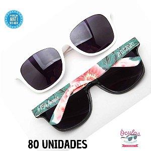 Óculos Personalizado Multicolor -   80 unidades