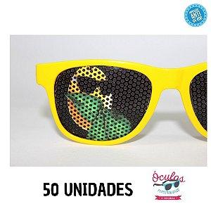 Óculos Lentes Personalizadas - 50 unidades