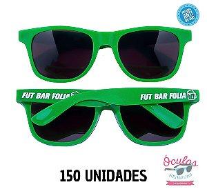 Óculos Personalizado Standard - 150 unidades