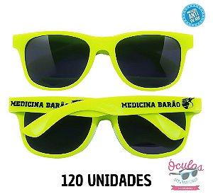Óculos Personalizado Standard - 120 unidades
