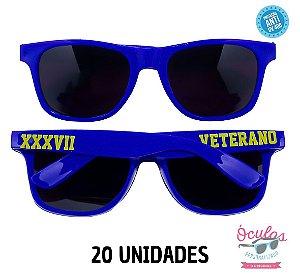 Óculos Personalizado Standard - 20 unidades