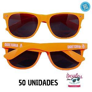 Óculos Personalizado Iron - 50 unidades