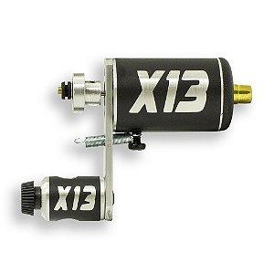 X13 - X TOP - Silver