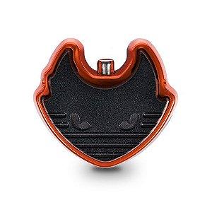 Pedal Catswitch - Electric Ink - Laranja Oriental