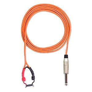 Clip Cord Convencional Pro - Electric Ink - Laranja