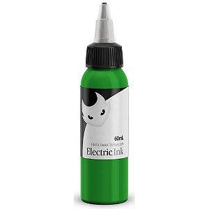Electric Ink - Verde Limão 60ml