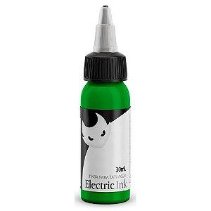 Electric Ink - Verde Limão 30ml
