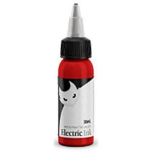 Electric Ink - Vermelho Cereja 30ml