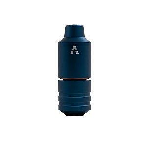 Pen Big Steel - Aston - Azul