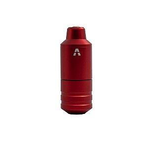 Pen Big Steel - Aston - Vermelha