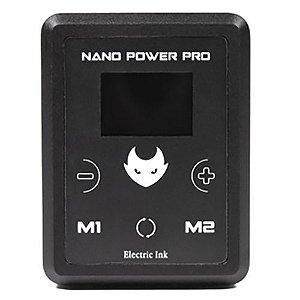 PS Nano Power Pro - Electric Ink - Preto Fosco