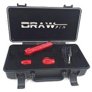 Draw Pen - Trestini - Vermelha