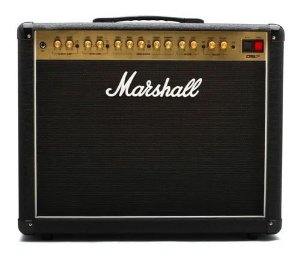 Cubo Marshall DSL40CR - Valvulado