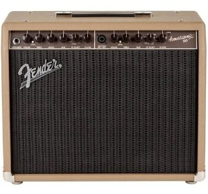 Amplificador Fender Acoustasonic 90 Watts - Violão